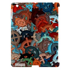 Fun,fantasy And Joy 2 Apple Ipad 3/4 Hardshell Case (compatible With Smart Cover) by MoreColorsinLife