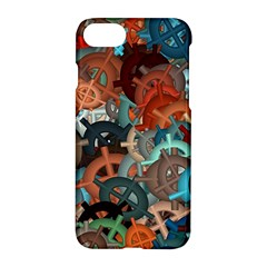 Fun,fantasy And Joy 2 Apple Iphone 7 Hardshell Case by MoreColorsinLife