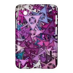 Fun,fantasy And Joy 7 Samsung Galaxy Tab 2 (7 ) P3100 Hardshell Case