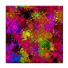 Fun,fantasy And Joy 5 Tile Coasters by MoreColorsinLife