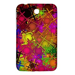 Fun,fantasy And Joy 5 Samsung Galaxy Tab 3 (7 ) P3200 Hardshell Case  by MoreColorsinLife