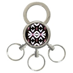 Japan Is A Beautiful Place In Calm Style 3 Ring Key Chains by pepitasart