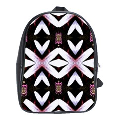 Japan Is A Beautiful Place In Calm Style School Bag (large) by pepitasart