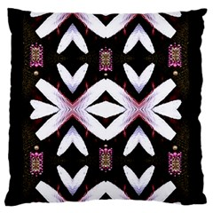Japan Is A Beautiful Place In Calm Style Large Flano Cushion Case (two Sides) by pepitasart