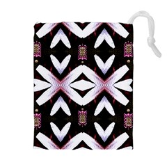 Japan Is A Beautiful Place In Calm Style Drawstring Pouches (extra Large) by pepitasart