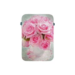 Pink Roses Apple Ipad Mini Protective Soft Cases by 8fugoso