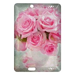 Pink Roses Amazon Kindle Fire Hd (2013) Hardshell Case by 8fugoso