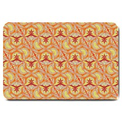 Universe Pattern Large Doormat  by Cveti