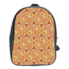 Universe Pattern School Bag (large) by Cveti