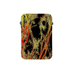 Artistic Effect Fractal Forest Background Apple Ipad Mini Protective Soft Cases by Amaryn4rt