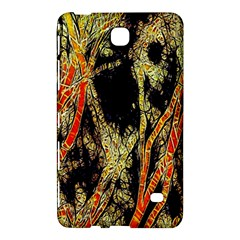 Artistic Effect Fractal Forest Background Samsung Galaxy Tab 4 (7 ) Hardshell Case  by Amaryn4rt