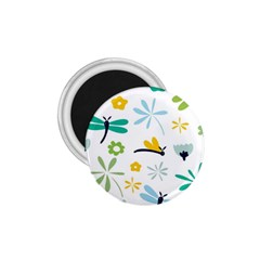 Busy Dragonflies 1 75  Magnets by allthingseveryday