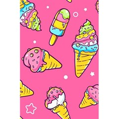 Summer Ice Creams Flavors Pattern 5 5  X 8 5  Notebooks by allthingseveryday