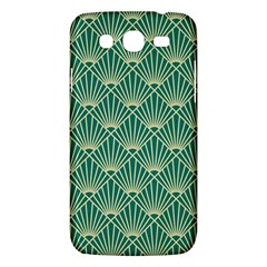 Green Fan  Samsung Galaxy Mega 5 8 I9152 Hardshell Case  by 8fugoso