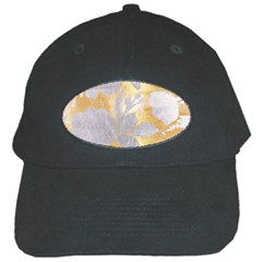 Gold Silver Black Cap by 8fugoso