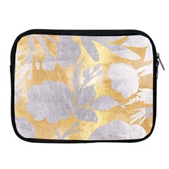 Gold Silver Apple Ipad 2/3/4 Zipper Cases by 8fugoso