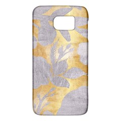 Gold Silver Galaxy S6 by 8fugoso
