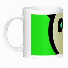 Panda Bear Night Luminous Mugs