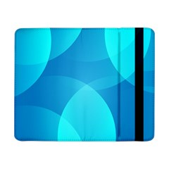 Abstract Blue Wallpaper Wave Samsung Galaxy Tab Pro 8 4  Flip Case by Celenk