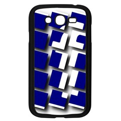 Facebook Social Media Network Blue Samsung Galaxy Grand Duos I9082 Case (black) by Celenk