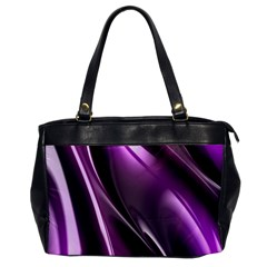 Fractal Mathematics Abstract Office Handbags by Celenk