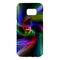 Peacock Bird Animal Feather Samsung Galaxy S7 Edge Hardshell Case