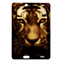 Cat Tiger Animal Wildlife Wild Amazon Kindle Fire Hd (2013) Hardshell Case by Celenk