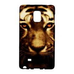Cat Tiger Animal Wildlife Wild Galaxy Note Edge by Celenk
