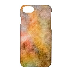 Texture Pattern Background Marbled Apple Iphone 7 Hardshell Case by Celenk
