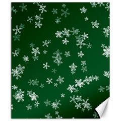 Template Winter Christmas Xmas Canvas 20  X 24   by Celenk