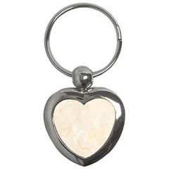 Rock Tile Marble Structure Key Chains (heart)  by Celenk