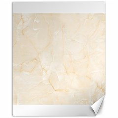 Rock Tile Marble Structure Canvas 16  X 20   by Celenk