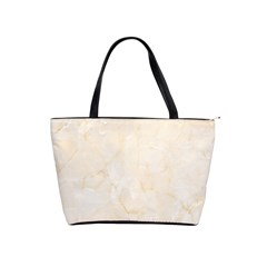 Rock Tile Marble Structure Shoulder Handbags by Celenk