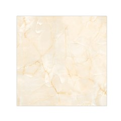 Rock Tile Marble Structure Small Satin Scarf (square) by Celenk