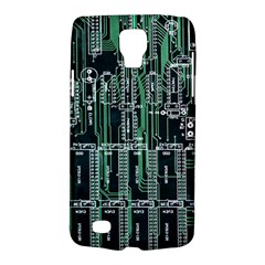 Printed Circuit Board Circuits Galaxy S4 Active by Celenk