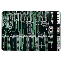 Printed Circuit Board Circuits Ipad Air 2 Flip by Celenk