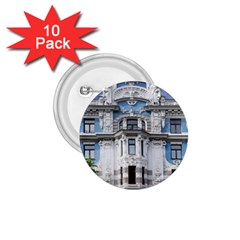 Squad Latvia Architecture 1 75  Buttons (10 Pack) by Celenk
