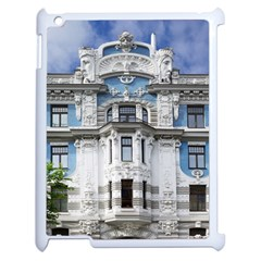 Squad Latvia Architecture Apple Ipad 2 Case (white) by Celenk