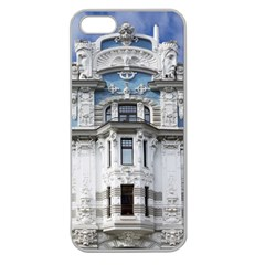 Squad Latvia Architecture Apple Seamless Iphone 5 Case (clear) by Celenk