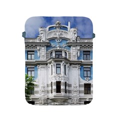Squad Latvia Architecture Apple Ipad 2/3/4 Protective Soft Cases by Celenk