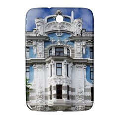 Squad Latvia Architecture Samsung Galaxy Note 8 0 N5100 Hardshell Case  by Celenk