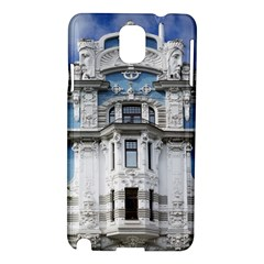 Squad Latvia Architecture Samsung Galaxy Note 3 N9005 Hardshell Case by Celenk