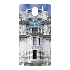 Squad Latvia Architecture Samsung Galaxy Note 3 N9005 Hardshell Back Case by Celenk