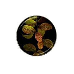 Autumn Leaves Foliage Hat Clip Ball Marker (10 Pack) by Celenk