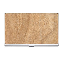 Rock Tile Marble Structure Business Card Holders