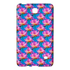 Seamless Flower Pattern Colorful Samsung Galaxy Tab 4 (7 ) Hardshell Case  by Celenk