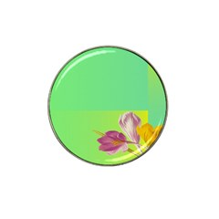 Background Homepage Blossom Bloom Hat Clip Ball Marker (4 Pack) by Celenk