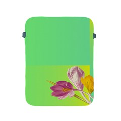 Background Homepage Blossom Bloom Apple Ipad 2/3/4 Protective Soft Cases by Celenk