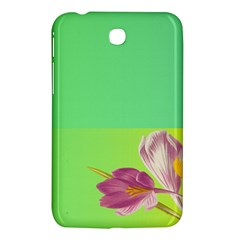 Background Homepage Blossom Bloom Samsung Galaxy Tab 3 (7 ) P3200 Hardshell Case  by Celenk