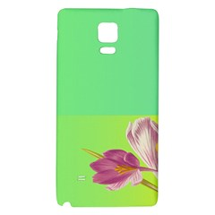 Background Homepage Blossom Bloom Galaxy Note 4 Back Case by Celenk